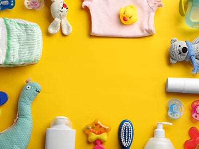 Baby equipment and supplies