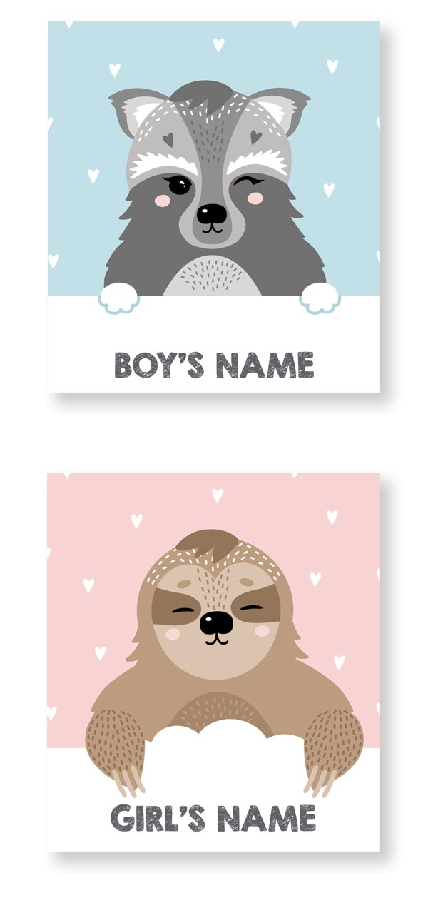 Boys and girls names